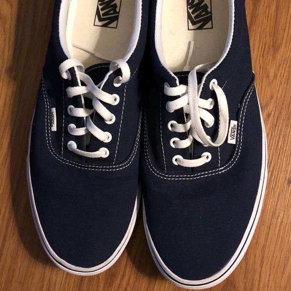 Vans Off The Wall Men's Shoes Size 13 Blue